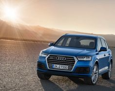 Nowe Audi Q7 – Minimax | autoGALERIA.pl NEW Audi Q7