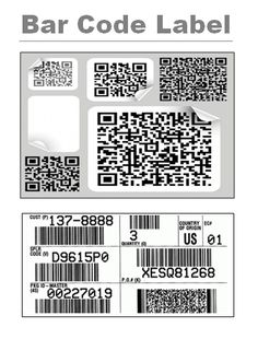 Thank you card templates free thank you card template for Barcode label template word