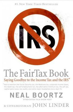 <p>Wouldn't you love to abolish the IRS ...<br />Keep all the money in your paycheck ...<br />Pay taxes on what you spend, not what you earn ...<br />And eliminate all the fraud, hassle, and waste of our current system?</p><p>Then the FairTax is for yo...