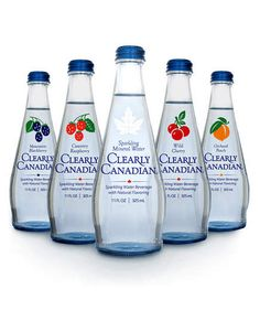 Clearly Canadian | Stock up, because supplies are limited!