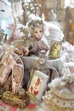 Once upon a dream centerpiece