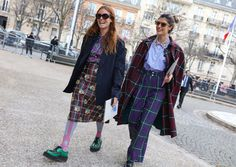 Phil Oh's Best Street Style Photos From Paris Fashion Week: Vogue's resident street style photographer is on the ground in the City of Light to find the best looks. Winter Outfit For Teen Girls, Winter Outfits For Work, Outfits For Teens, Matching Outfits, Dresser, Autumn Fashion 2018, Paris Fashion, Paris Outfits, Street Style Trends