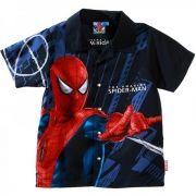 Camisa de manga corta de Spiderman...: http://www.pequenosgigantes.es/pequenosgigantes/875727/camisa-manga-corta-full-print-de-spiderman-.html
