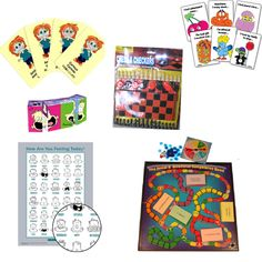 Child Therapy Toys - PLAY THERAPY SETS/MOBILE KITS