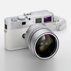 Limited edition Leica M9-P white camera will sell in Japan only | $32,000