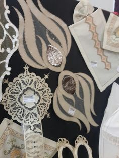 Table Covers, Bed Covers, Burlap Table Runners, Cut Work, White Embroidery, Handmade Crafts, Kids And Parenting, Couture, Shoulder Bag