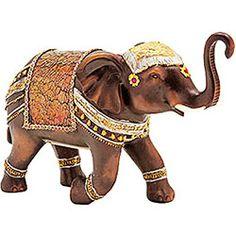 Elefante Decorativo Animal Sculptures, Lion Sculpture, Fabric Animals, Heart Button, Elephant Art, Pebble Painting, Indian Paintings, String Art, Statue
