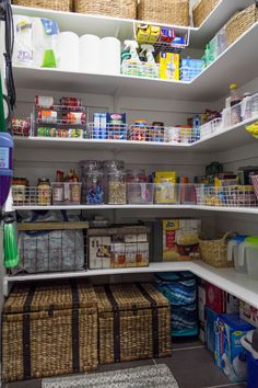 Here are the 5 easy steps you need to have that well organized pantry of your dreams! Creative team member Iris Nacole will whip your pantry into shape!