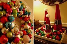 Christmas homemade decorations | Halloween House Decorations - Ideas Decor