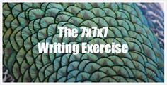Here are ten of the best creative writing exercises for you to enjoy. 1. 7x7x7 Find the 7th book from your bookshelf. Open it up to page 7. Look at the 7th sentence on the page. Begin a poem that begi