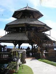 """Pearl Farm Resort, Davao Filipino architect and National Artist Francisco """"Bobby"""" Mañosa Filipino Architecture, Philippine Architecture, Davao, Animal Science, Pinoy, Bobby, Philippines, Gazebo, Pearl"""