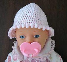 Baby Hat - Free Crochet Pattern