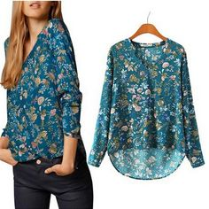 >>>Low Price GuaranteeBlusas y Camisas Mujer 2016 Fashion Women's Casual Printed Blouses Elegant Vintage V-Neck Long Sleeve OL Shirt Ladies Brand TopsBlusas y Camisas Mujer 2016 Fashion Women's Casual Printed Blouses Elegant Vintage V-Neck Long Sleeve OL Shirt Ladies Brand TopsCheap Price Guarantee...Cleck Hot Deals >>> http://id362458107.cloudns.pointto.us/32578425670.html images