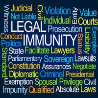 Qualified Immunity Sovereign Immunity Sovereign Immunity