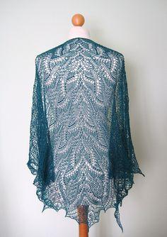 Ravelry: The Stone Flower pattern by Alla Borisova, knitting pattern