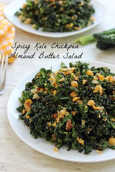 The BEST Kale Salad Ever!