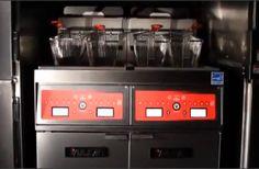 Vulcan VK PowerFry Series Fryers Provide Uniform Heat Distribution