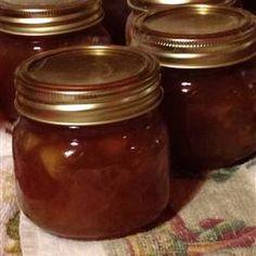 Buttery Caramel Apple Jam Allrecipes.com