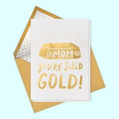 Friday's and moms and solid gold! It's not too late to send those Mother's Day cards through @paperlesspost. Check out our selection online link in their bio! by helloluckycards
