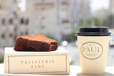 Great branding AND the best patisserie in Europe! Went to the one on Champs Elysse  and swore I'd died and gone to food heaven!