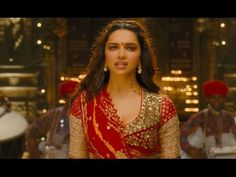 Nagada Sang Dhol - Full Song - Goliyon Ki Rasleela Ram-leela: My beautiful Bollywood Bella Deepika Padukone dancing. I love this movie! I love this scene. I love this song. And I love Deepika!!
