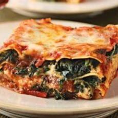 Crock Pot Vegetarian Lasagna