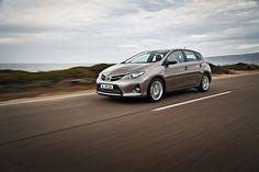 Kompaktklasse: Neuheiten 2013  Der Toyota Auris gehört zu den stärksten Konkurrenten des neuen Golf.Foto: dmd/Toyota