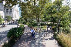 The Battery Park, New York « Landscape Architecture Works | Landezine