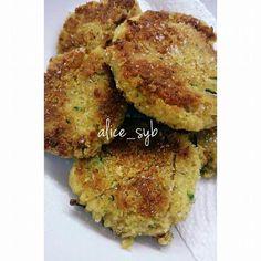 Polpettine ceci, zucchine e menta!!!!  Ricetta completa sul mio blog: https://m.facebook.com/story.php?story_fbid=1003599263071991&id=990042917760959