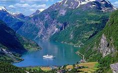 fiordo noruego Geiranger