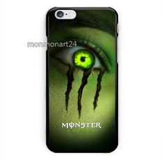 Monster Energy Green Eyes Design Cover Case For iPhone 6S Plus Hard Plastic  #UnbrandedGeneric #Disney #Cute #Forteens #Bling #Cool #Tumblr #Quotes #Forgirls #Marble #Protective #Nike #Country #Bestfriend #Clear #Silicone #Glitter #Pink #Funny #Wallet #Otterbox #Girly #Food #Starbucks #Amazing #Unicorn #Adidas #Harrypotter #Liquid #Pretty #Simple #Wood #Weird #Animal #Floral #Bff #Mermaid #Boho #7plus #Sonix #Vintage #Katespade #Unique #Black #Transparent #Awesome #Caratulas #Marmol #Hipster…