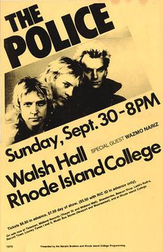 The Police (1979)