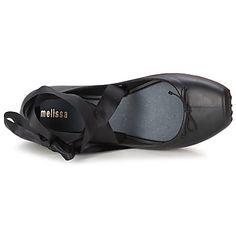 sapatilhas Melissa BALLET Preto 350x350