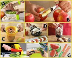 Useful #KitchenTools  Many time-saving efficient kitchen tools are available now a days that help us to save time on cooking and serving.  Do you have any?  - Do share with us.