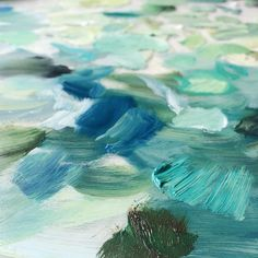 Color palette from Emily Jeffords studio