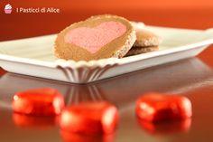 I Biscotti dell'Amore oltre ad essere belli, sono anche buonissimi! Conquisterete il palato, e anche il cuore, ai fortunati che li assaggeranno!