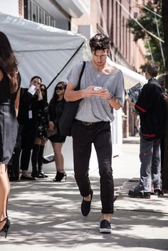New York Fashion Week (Sept. 2016) - Streetstyle (GQ SPAIN)