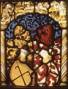Arms of the Murrer family of Nürmberg 16th century Swiss