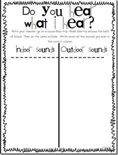 Feel the vibrations! - Worksheets & Activities | GreatSchools ...