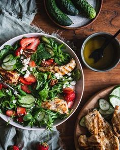 instagram image Samos, Thing 1, Cobb Salad, Feta, Foodies, Image, Instagram