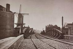 Hofplein Rotterdam (jaartal: Voor 1900) - Foto's SERC
