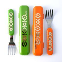 Forks for your kid's lunch box