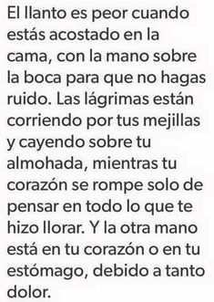 Que sad :c The Words, Frases Instagram, Sad Texts, Positive Phrases, Inspirational Phrases, Frases Tumblr, Love Phrases, Sad Love, Spanish Quotes