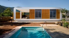 NOEM | Prefabricated design homes. Modern wooden houses
