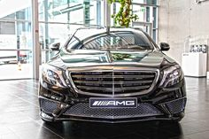 """One of our Mercedes-AMG Private Lounge members called this beast """"a rolling work of art!"""". How would you describe the all-new S 65 AMG?"""