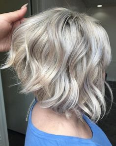 Looking for the best way to bob hairstyles 2019 to get new bob look hair ? It's a great idea to have bob hairstyle for women and girls who have hairstyle way. You can get adorable and stunning look with… Continue Reading → Angled Bob Hairstyles, Inverted Bob Hairstyles, Long Bob Haircuts, Latest Hairstyles, Bobs For Thin Hair, Wavy Bobs, Haircut For Thick Hair, Long Bobs, Choppy Bobs
