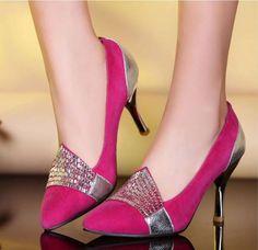 4600ef65b4 Latest High Heels Fashion Trends 2016-2017 (2) - StyleCollectx