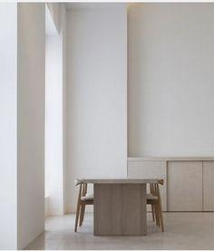 Warm Minimalism: The Apartment of Architect Jen Alkema: http://www.leuchtend-grau.de/2015/01/So-wohnt-der-Architekt-Jen-Alkema.html / Interior * Minimalismus by LEUCHTEND GRAU