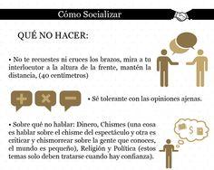 Como socializar