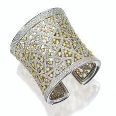 Sotheby's Diamond Cuff